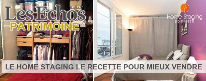 immobilier le home staging la recette pour vendre vite et mieux. Black Bedroom Furniture Sets. Home Design Ideas
